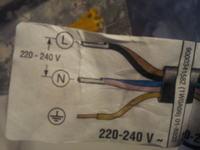 płyta indukcyjna EH 675 MN 27E - jak podłączyć