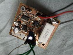 [KICAD][PCB] przerysowanie schematu z płytki prototypowej