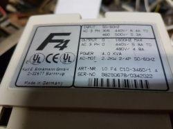 Falownik KEB F4C COMBIVIS Przeniesienie Ustawień
