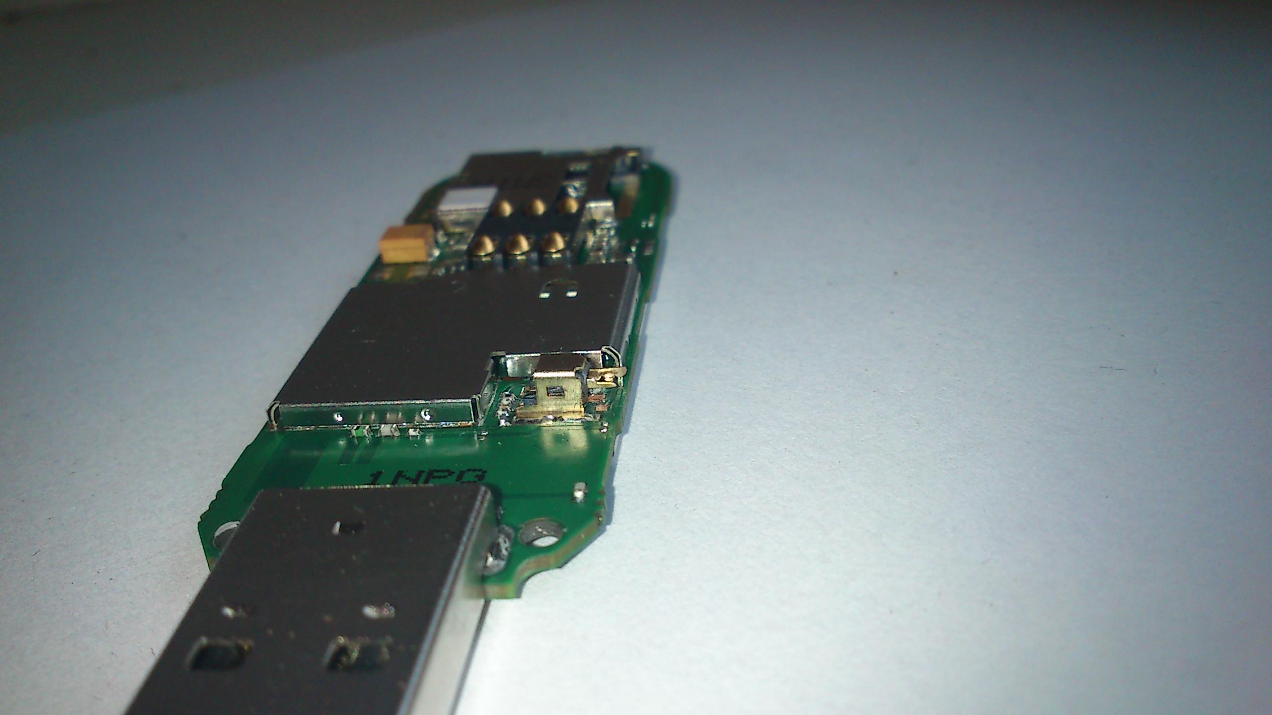 Modem Huawei E3131 - u�amana rurka gniazda antenowego
