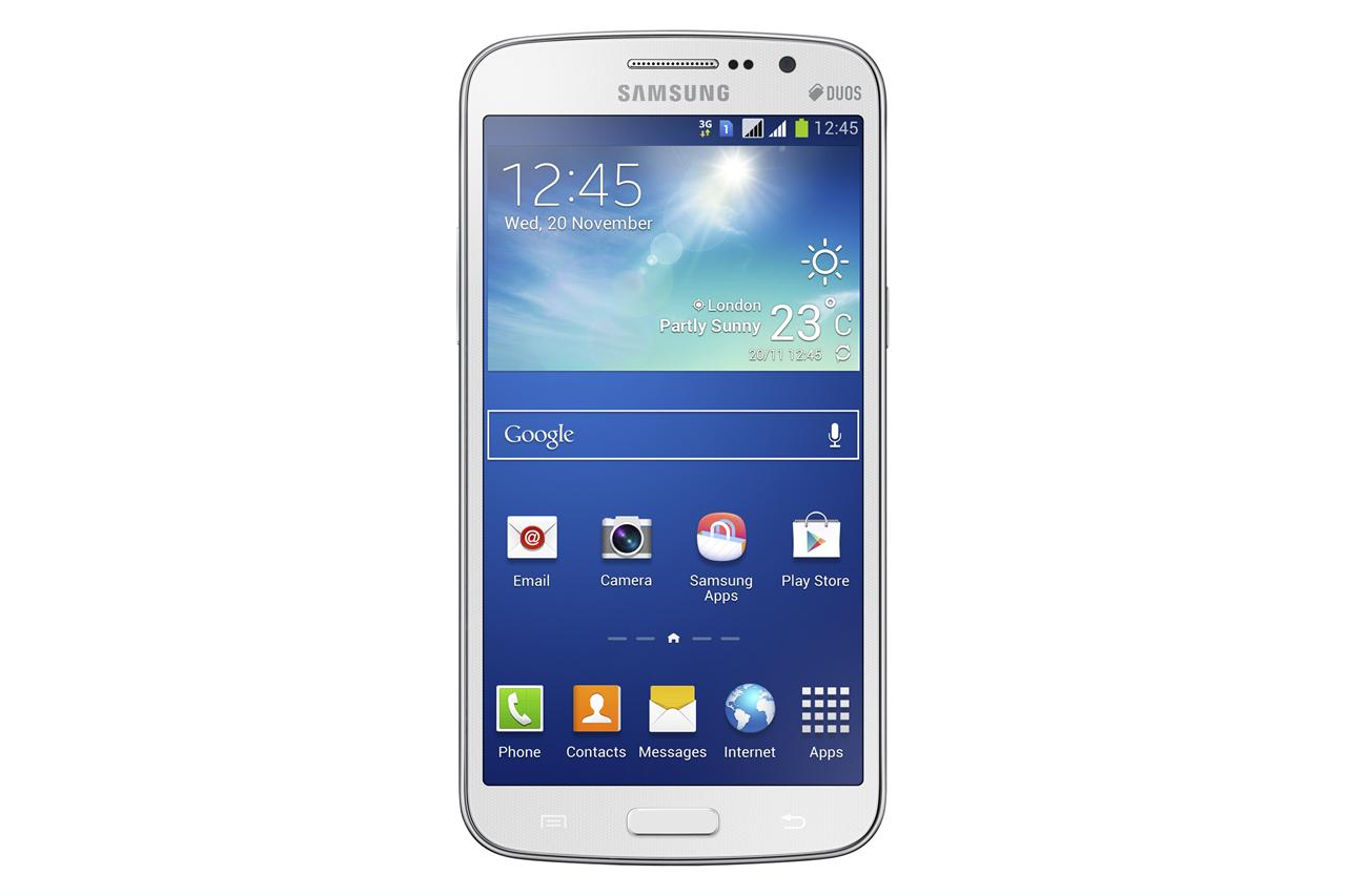 "Samsung Galaxy Grand 2 - phablet z 5,25"" ekranem i Android 4.3"
