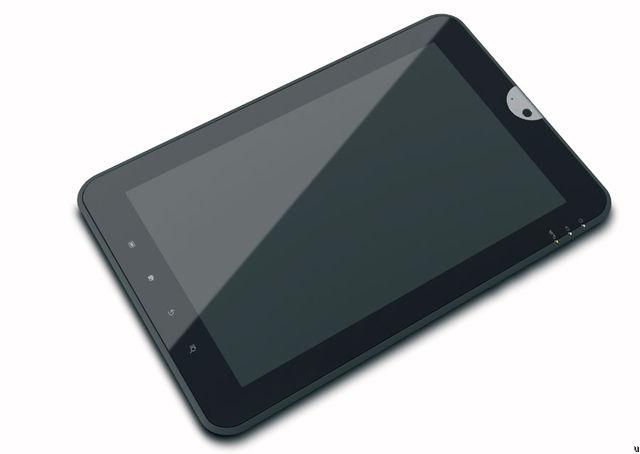 Tablet Toshiby lepszy od iPada 2