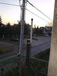 Antena Interline Horizon Mini - słabnący sygnał.