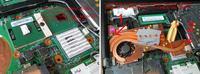 IBM ThinkPad T43 - Fan Error (błąd wentylatora) - solucja
