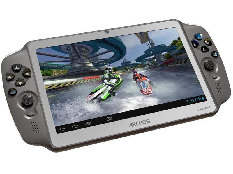 """Archos GamePad 2 - przeno�na konsola do gier z 7"""" ekranem i Android 4.2"""