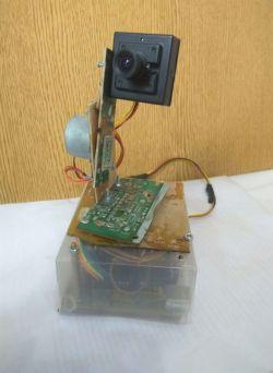 Jednodniowe DIY - obrotowa platforma (2 osie) na USB pod kamerkę ze śmieci