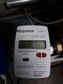 Pompa Ciepła domowej konstrukcji.