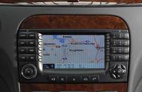 Mercedes W220 (2003) Jaka plyta do nawigacji?