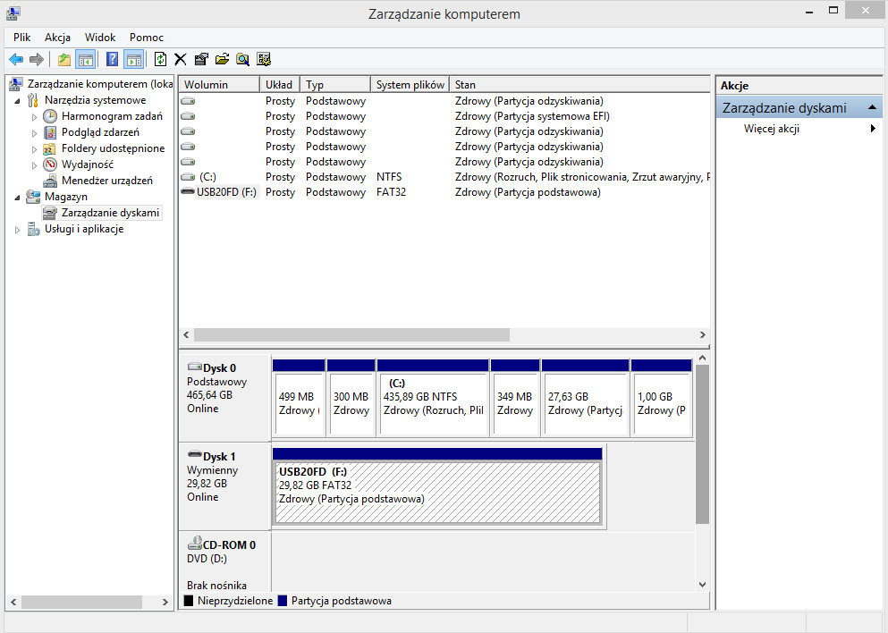 Samsung NP350V5C-S08PL - Instalacja systemu windows 8 z u�yciem recovery