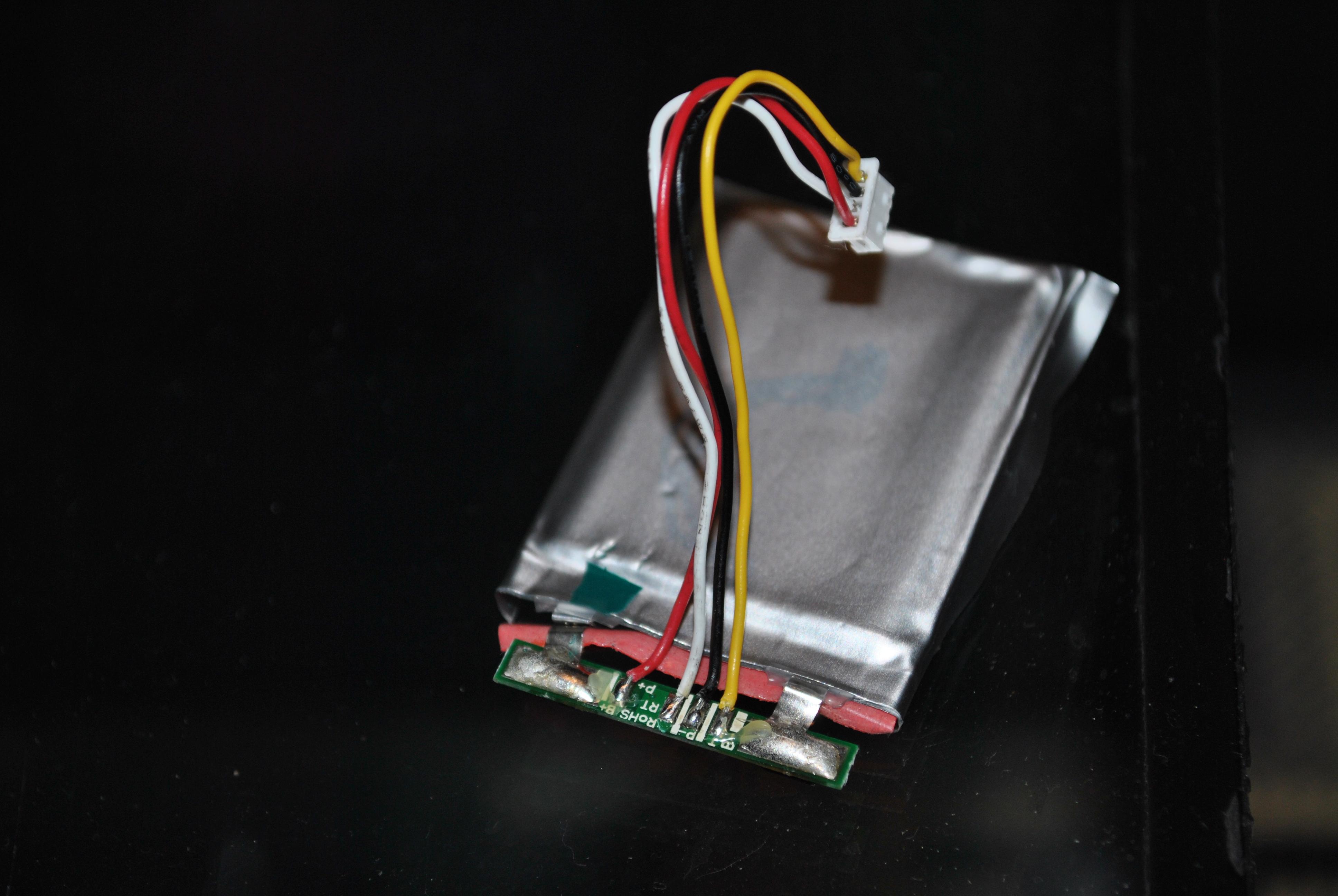 Czy bateria od tel. GSM nada si� do nawigacji GPS070?