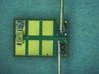 Detektor mikrofal (i zbieracz energii)