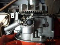 Tecumseh BV153 - nie odpala