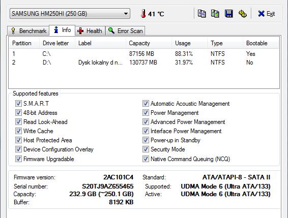 B��dy systemowe - system Windows 7