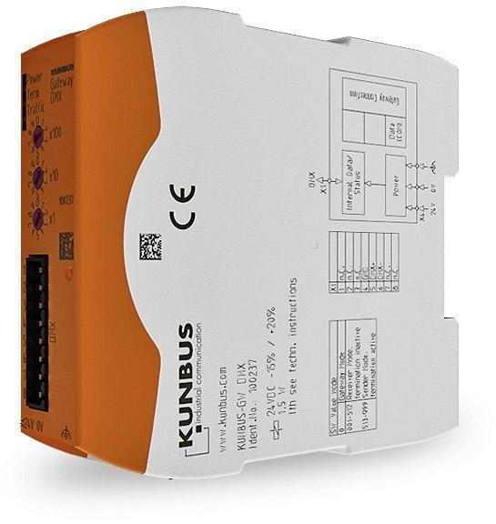 Modułowe systemy komunikacji sieciowej - Kunbus RevPi