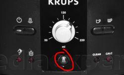 ekspres Krups ea 8010 nie działa