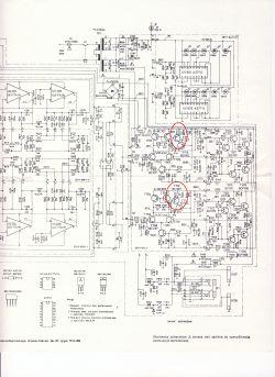 - Intensywność stuków przy włączaniu/wyłączaniu wzmacniacza