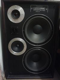 Renowacja kolumn Audio Lab Consort Al40 (Tonsil Zg 40)