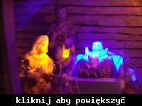 Rodzinna Szopka Bożonarodzeniowa