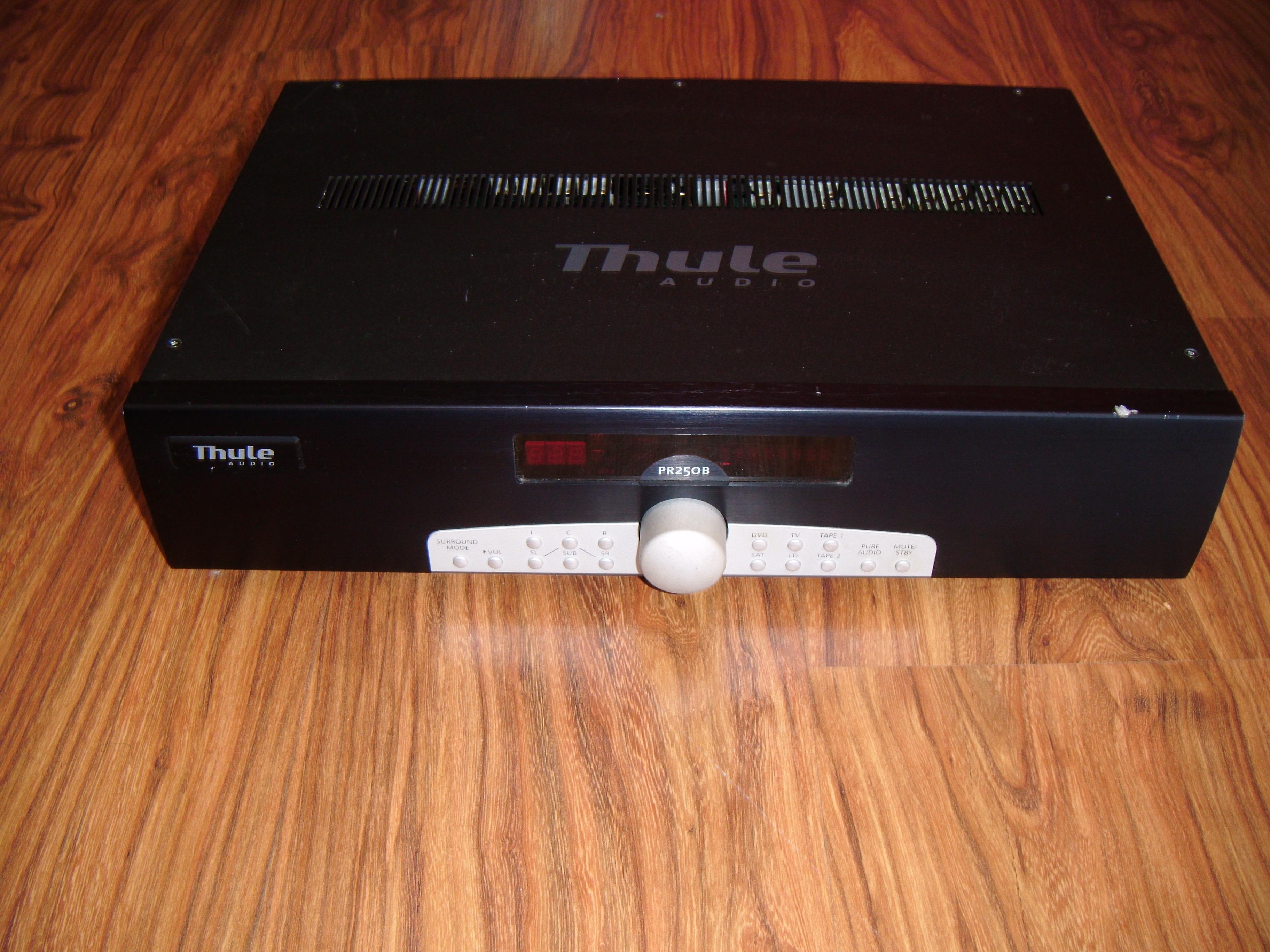 [Sprzedam] Thule audio space pr250b - procesor AV