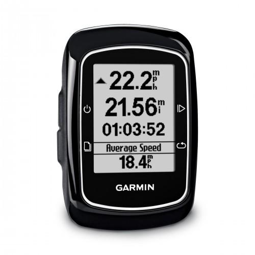 Garmin Edge 200 - bud�etowy komputer rowerowy z GPS i funkcj� Virtual Partner