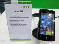 Acer M310 - nowy smartphone z Windows Phone 7 i Qualcomm MSM8255