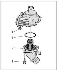 VW, Passat, B5(3BG) 2.0 20V ALT - Zimna nagrzewnica.