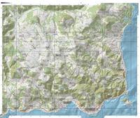 Dzielenie dużego obrazu-mapy na 4 części.