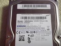 Elektronika SAMSUNG HD252HJ czy będzie pasować?