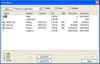 NTFS - Struktura jest uszkodzona i nieczytelna