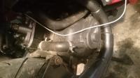 Peugeot Speedfight 2 AC - - Przeróbka na LC 70ccm, - gotuje wodę.
