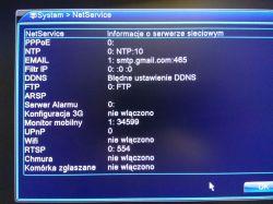 Bezpiecznie wyłączenie rejestratora NVR NBD7008T model 00000121 AHB700xt8-3520d