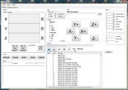 Frezarka CNC - drewniak GRBL, Arduino, Rasp Pi Zero