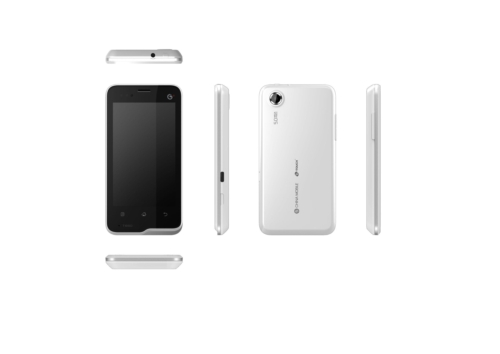 K-Touch T660 - nowy smartphone z TD-SCDMA w ofercie China Mobile