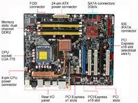 Jaka karta graficzna do płyty głównej ASUS P5K-EWIFI-AP ?