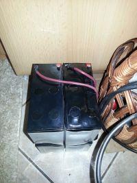 UPS - spuchnięte baterie - co dalej?