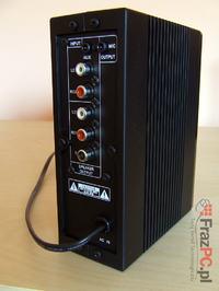 Podłączenie głośników Genius SW-V2.1 1250 do TV LG