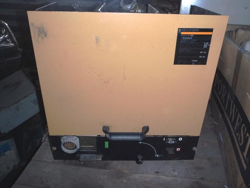 [Sprzedam] Stycznik Rollarc R400D 1-12kV u�ywany