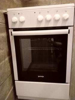 Gorenje EC 51102 AW - piekarnik elektryczny kuchni nie działa