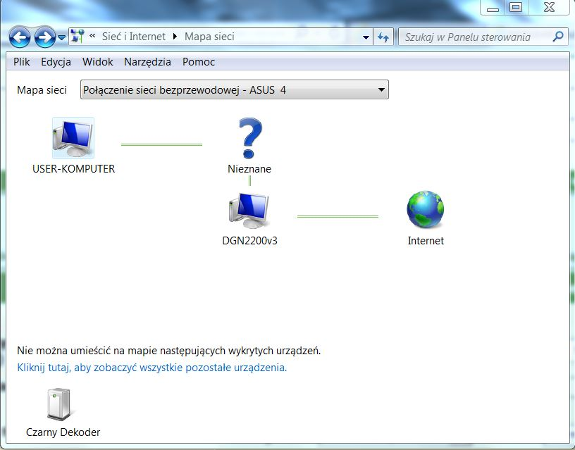 Konfiguracja Router + 2 AP w jedn� sie�, Multiroom NC+