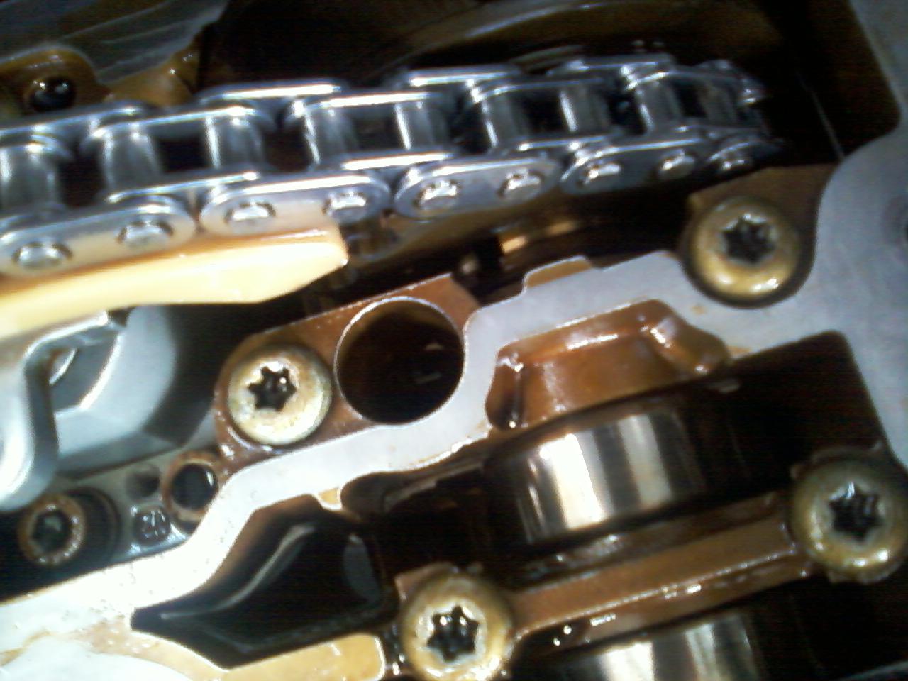 Audi A4 2005  - Ko�o zmiennych faz rozrzadu.