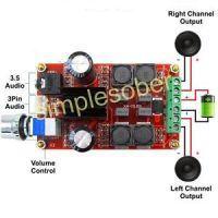 TPA3116D2 i zasilacz do LED - czy warte uwagi?