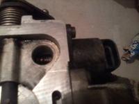 Vectra A 95 1.6i LPG, kręci, nie pali, iskra jest