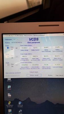 Audi A4 B8 2.0TDI - kodowanie akumulatora w VCDS.