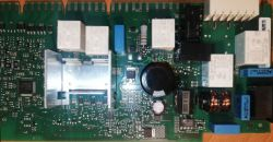 Zmywarka Bosch SMI68N14EU/01 - Błąd zamka drzwi E06