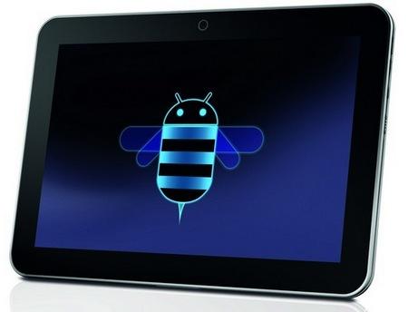 Toshiba AT200 super cienki tablet z Androidem