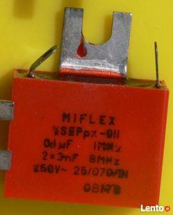 Odkurzacz Zelmer - Filtr przeciwzakłóceniowy.