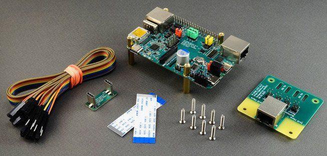 KVM przez IP - HAT dla RPi 4