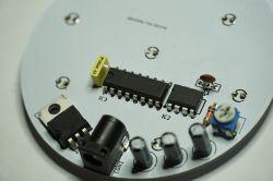 Prosta bombka choinkowa dla przeciwników mikrokontrolerów