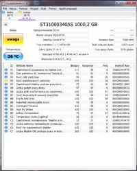 Seagate 3TB ST3000DM001-1CH166 - Zmniejszony rozmiar partycji, odzyskanie danych