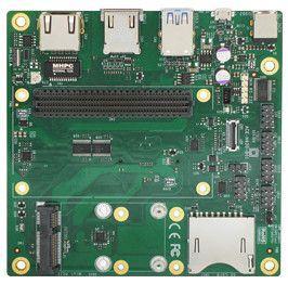 Aetina ACE-N620 - płyta bazowa Nano-ITX dla Nvidia Jetson TX2